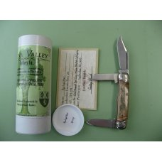 TUNA VALLEY MAMMOTH IVORY RAILSPLITTER #2
