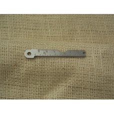 NOS USA blade for Schrade Tool ruler  degorger