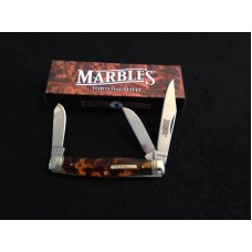 Marbles - Stockman - Imitation Tortoise Shell Handles