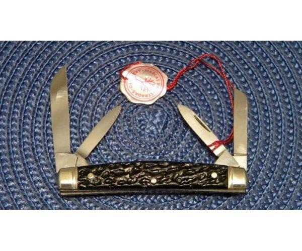 Boker Solingen Germany Tree Brand Delrin 5452 Congress Knife c.1970's