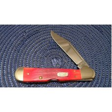 Case XX USA 1998 Bone 61549L SS Copperlock Knife