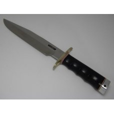 Randall Model 14 CDT Finger Grooved Micarta Attack Fixed Blade Sheath Knife
