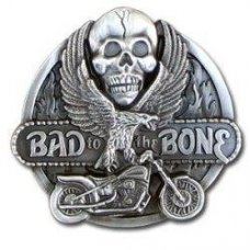 Bad to the Bone Buckle H8