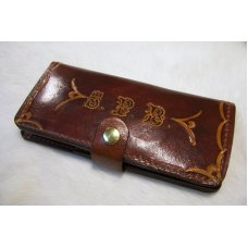 Custom Leather Ladies Wallet