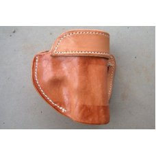 Handmade Leather Holster For Glocks - OWB - Outside Waist Band, See Gun List Below
