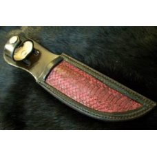 Handmade Leather Knife Sheath 5