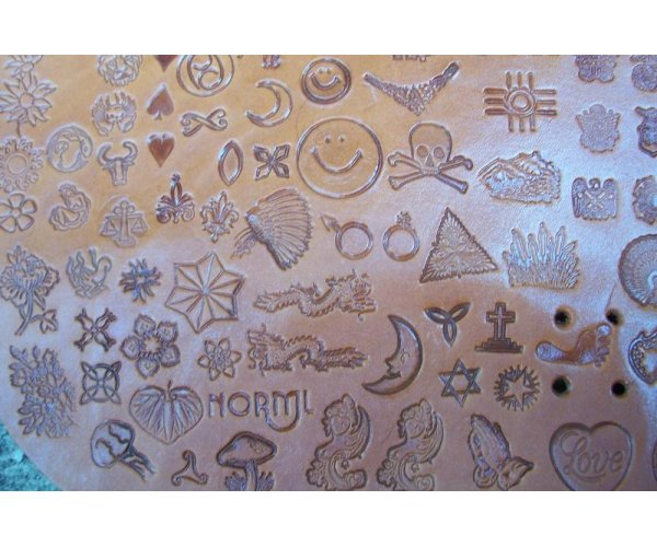 Choose From Any Stamp Pictured to Customize Your Item - 1