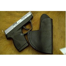 Custom Leather (OWB) Holster - ,P3AT,LCP,P238,& Bodyguard .380,See Gun List Below