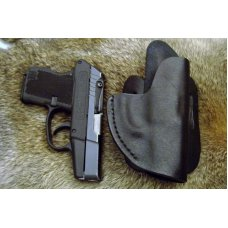 Custom Leather Holster Outside Waist Band (OWB) - ,P3AT, LCP, P238, See Gun List Below