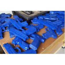 Ring's Blue Guns - Dummy Guns - For Holster Makers and Trainers