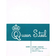 Queen Cutlery Company No. 95 – January 1963