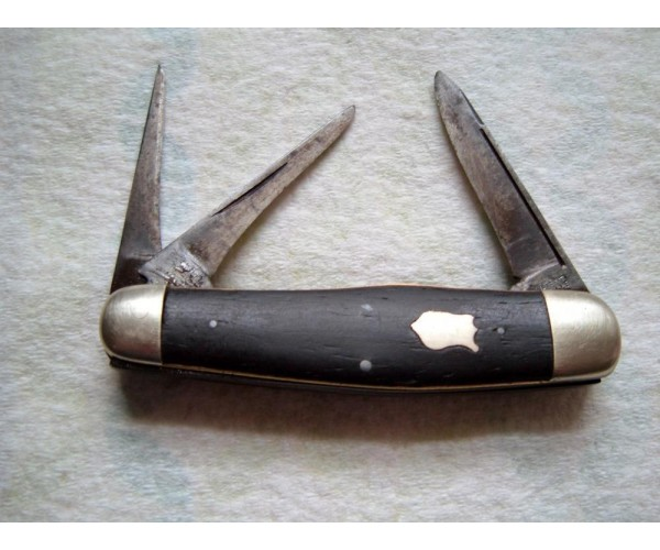 RARE WATERVILLE WHITTLER (DISPLAY CONDITION ONLY)