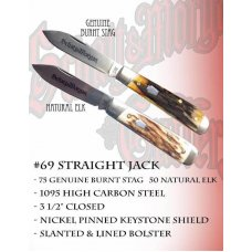 Schatt  Morgan 69 Straight Jack Knife Exclusive Limited Production   597-601