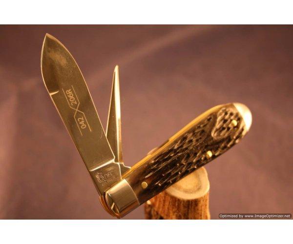 Schatt & Morgan #06 Harness Jack Knife.   #1231