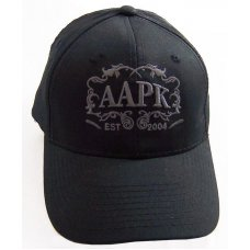 Black Colored All About Pocket Knives Hat  With  Grey Embroidery