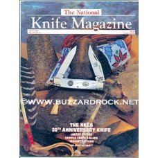 NKCA The National KNIFE MAGAZINE March 1992