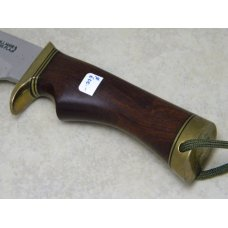 Randall Made Orlando, FLA. Wood Stoddard's Sergeant Fixed Blade Sheath Knife c.1990's