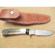Ruana Fixed Blade  Custom Stag Handle Rare