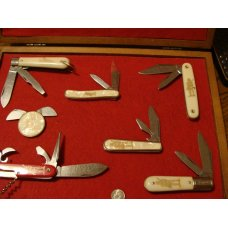 "Colonial Kentucky Bicentennial ""Ambassador"" Knife Set"