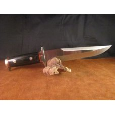 SOLD 1980's Rigid Model RG 45 Fighting Bowie with Spec-Ops Sheath. SOLD