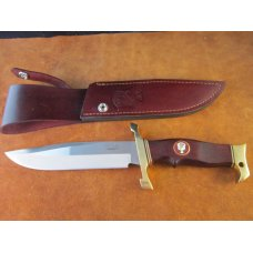 SOLD Collectible: 1996 Gil Hibben Kenpo Karate Knife NOS with Box 1-19