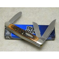 Rigid USA (Made by Camillus) Delrin RG83 Stockman Knife in Box
