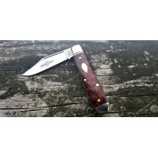 SFO GEC #141118 SNAKEWOOD LICK CREEK BOY'S KNIFE NIT PERFECT COLLECTIBLE RARE!!