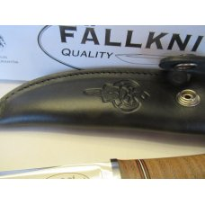 Fallkniven Fixed Blade Leather Handle Model NL4L
