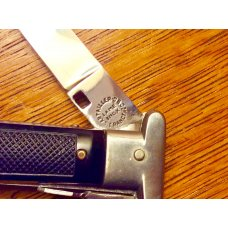 NICE / FRENCH CARTAILLER SWITCHBLADE w/Locking lever