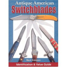 Antique American Switchblades Book sold by Author