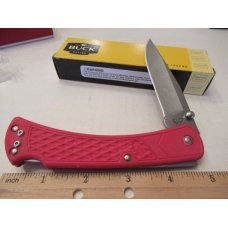 Buck Red Slim Hunter Pattern # 110DS2-B
