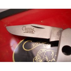 Cripple Creek Metal Frame Knife
