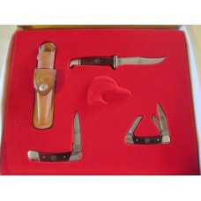 Buck Knives   Ducks Unlimited Raffle Set From 1993