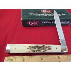 Case XX 2001 Vintage Bone Doctors Knife Pattern  V6185 SS