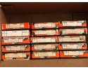 15 old CASE pumpkin knife boxes only free shipping