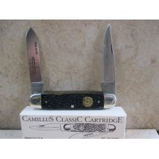 Camillus Classic Cartridge Knife  30-30 Win   Moose Pattern