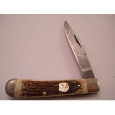 German Bulldog Stag Knife 1998