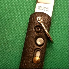 Colonial Prov M724 Military Rescue Automatic Pocket Knife Knives
