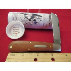 Great Eastern Natural Canvas Micarta Pattern # 933119