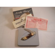 Schrade Uncle Henry LB2 USA Mint