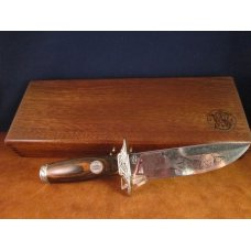 1974 S&W Collector Series  Survival knife 6030 #498