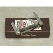 Schatt & Morgan Keystone Series XVII Black Pearl 154230 Small Congress Knife in Box c.2007