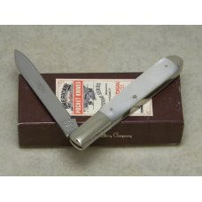Schatt & Morgan Keystone Series XX Mother of Pearl 051297 Doctor's Knife in Box c.2010