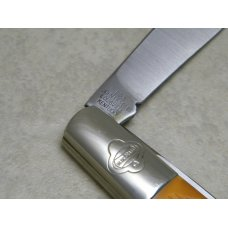 John Primble Louisville Kentucky BG-3 USA Third Edition Commemorative Blue Grass Barlow Knife
