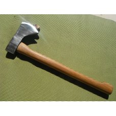 NICE VINTAGE NORLUND HUDSON BAY HATCHET AXEAX with handle  it is Sharp