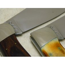 Parker-Frost American Bicentennial Series by Alcas Cutlery Clasp Knife Set in Box c.1976