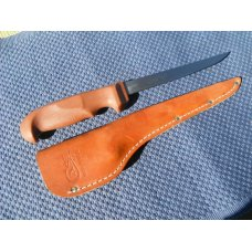 Case XX BR12-6F SSP Fillet Skinning Knife with Original Sheath