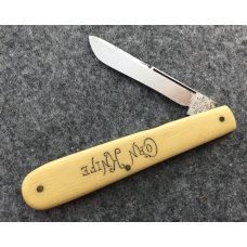 George S. Saunders and Co. Boston CORN KNIFE