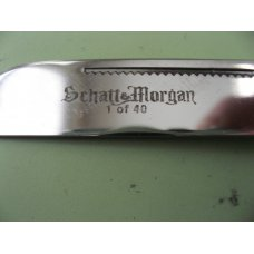 SCHATT & MORGAN KNARLY STAG BARLOW