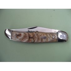 SCHATT & MORGAN RAM HORN FOLDING HUNTER
